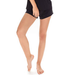 Short de pyjama noir Femme-DIM