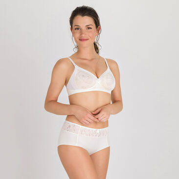 Shorty  Nude-Ideal Beauty Lace-PLAYTEX