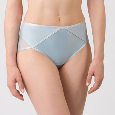 Midi Brief in Ice Blue - Ideal Beauty-PLAYTEX