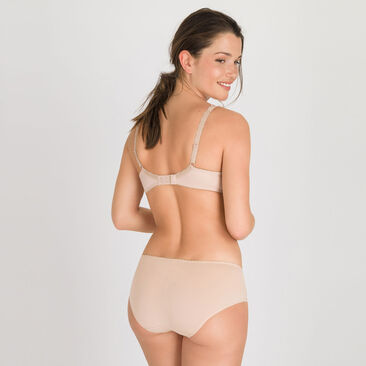 Padded Bra in Skin tone – Flower Elegance-PLAYTEX