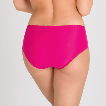 Midi Brief in Pink – Flower Elegance-PLAYTEX