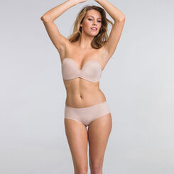 Soutien-gorge Push-up bandeau beige – Ultimate Silhouette-WONDERBRA