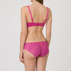 Fuchsia Push-up Balconette Bra - Refined Glamour-WONDERBRA