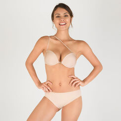 Skin tone Multiways Push-up Bra – Ultimate Silhouette Plain-WONDERBRA