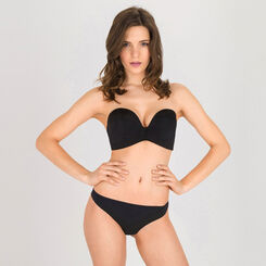 Invisible Black thong – Ultimate Silhouette Plain-WONDERBRA