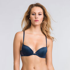 Dark blue gel bra - Luxe Collection-WONDERBRA