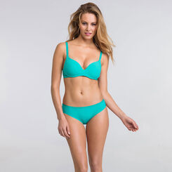 Turquoise blue wireless bra - Ultimate Silhouette Plain-WONDERBRA