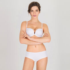 Soutien-gorge Push-up Full Effect blanc –Ultimate Silhouette-WONDERBRA