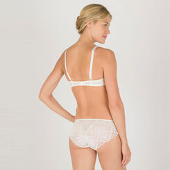 Ivory white Lace Short – Refined Glamour-WONDERBRA
