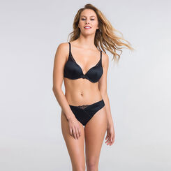 Black lace brief - Modern Chic-WONDERBRA