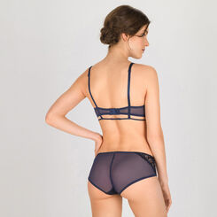 Shorty bleu foncé - Collection Luxe-WONDERBRA