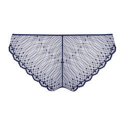 Grey print lace brief - Modern Chic-WONDERBRA