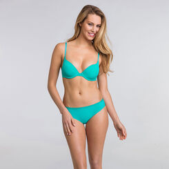 Turquoise blue T-shirt bra - Ultimate Silhouette Plain-WONDERBRA