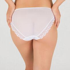 White lace brief - Modern Chic-WONDERBRA