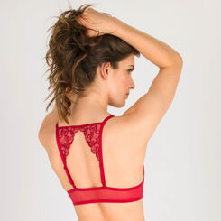 Soutien-gorge Gel bra rouge foncé - Collection Luxe-WONDERBRA