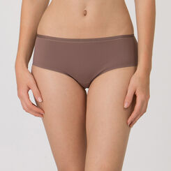 Shorty invisible marron taupe - Ultimate Silhouette-WONDERBRA