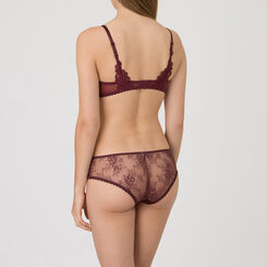 Shorty prune – Collection Luxe-WONDERBRA