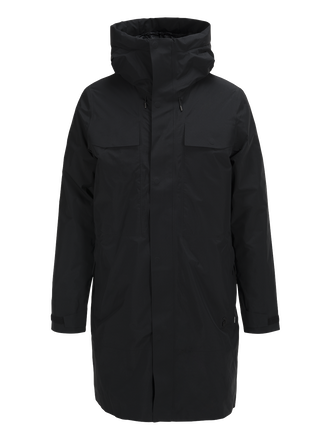 Herren Trust Parka Black | Peak Performance