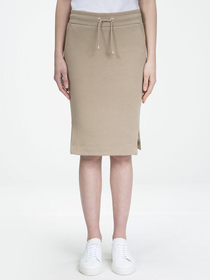 Women's Bounce Skirt True Beige | Peak Performance