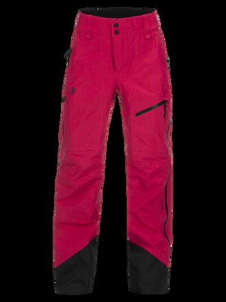 Women's Alpine Ski Pants Pink Planet | Peak Performance
