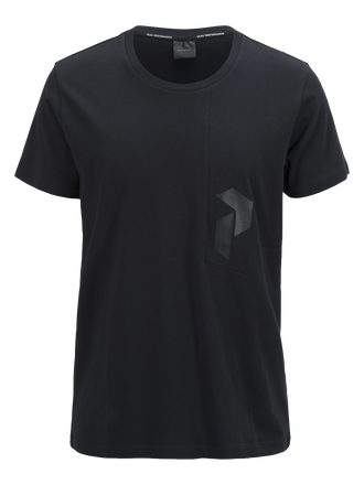 Tech Zero t-shirt för herrar Black | Peak Performance