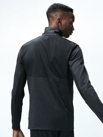 Men's Complete Zipped Running Jacket