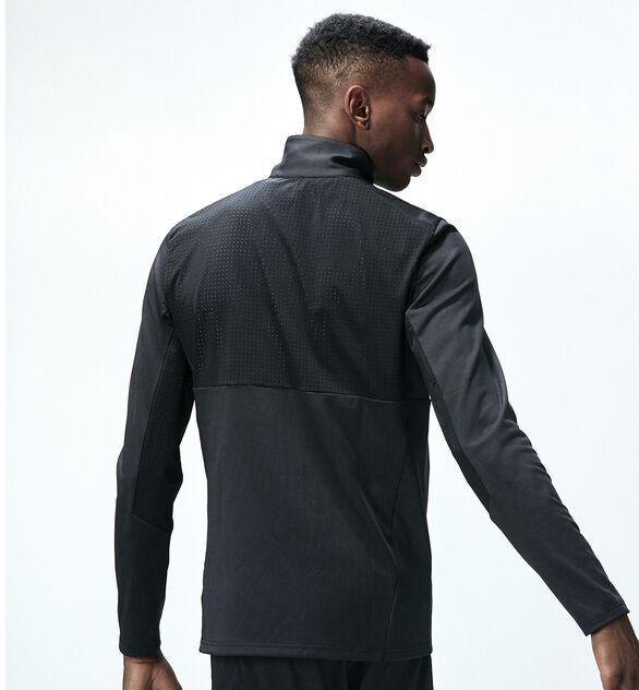 Men's Complete Zipped Running Jacket