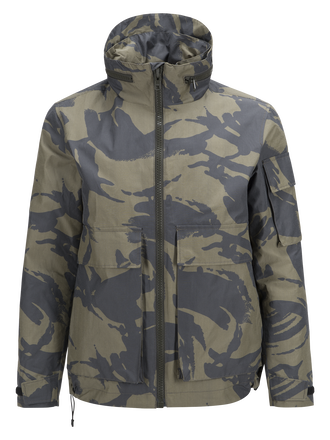 Men's Squad Camo Jacket PATTERN | Peak Performance