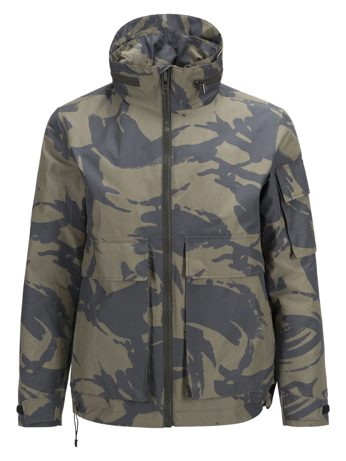 Men's Squad Camo Jacket