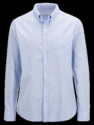 Chemise homme à col boutonné Eric Shirt Blue | Peak Performance