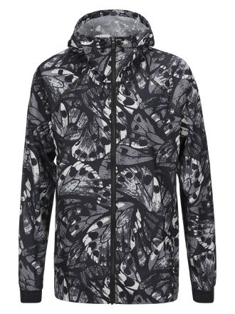 Herren Work It Mit Print Jacke Pattern | Peak Performance