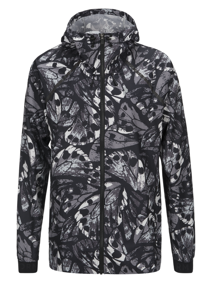 Men's Work It Printed Jacket Pattern | Peak Performance