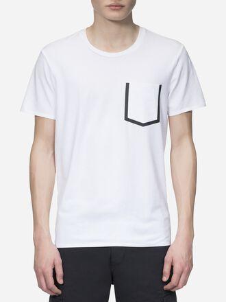 Tech t-shirt för herrar White | Peak Performance