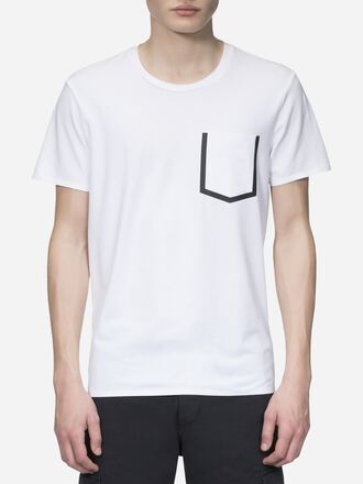 Men's Tech T-shirt White | Peak Performance
