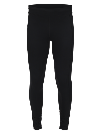 Run herrtights Black | Peak Performance