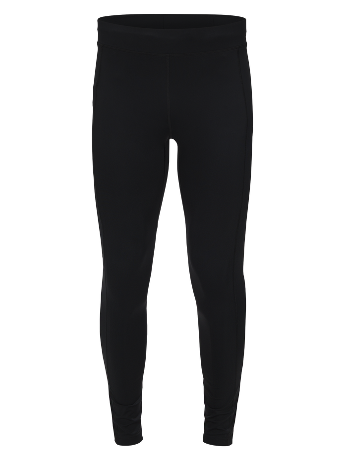 Men's Run Tights Black | Peak Performance