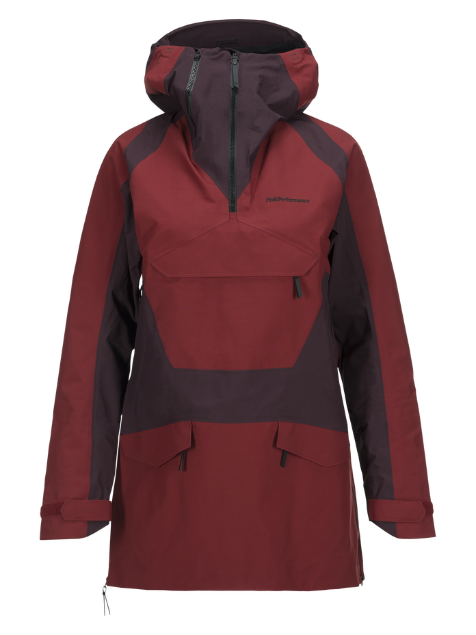 Damen Volcan Ski-Anorak