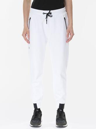 Women's Tech Pants White | Peak Performance