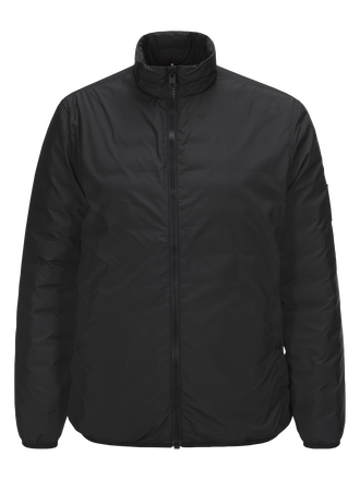 Herren Troop Liner Jacke Black | Peak Performance