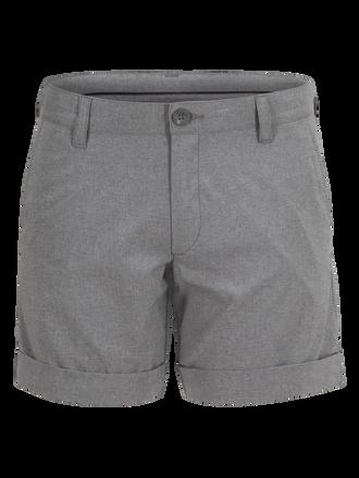 Damen Golf Coldrose Shorts Grey melange | Peak Performance