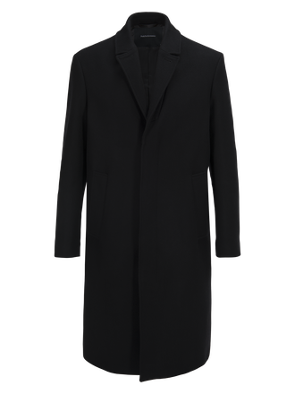 Men's Dagger Coat Black | Peak Performance