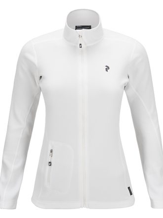 Women's Lead Jacket Offwhite | Peak Performance