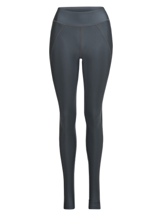 Women's Cora Tights Quiet Grey | Peak Performance