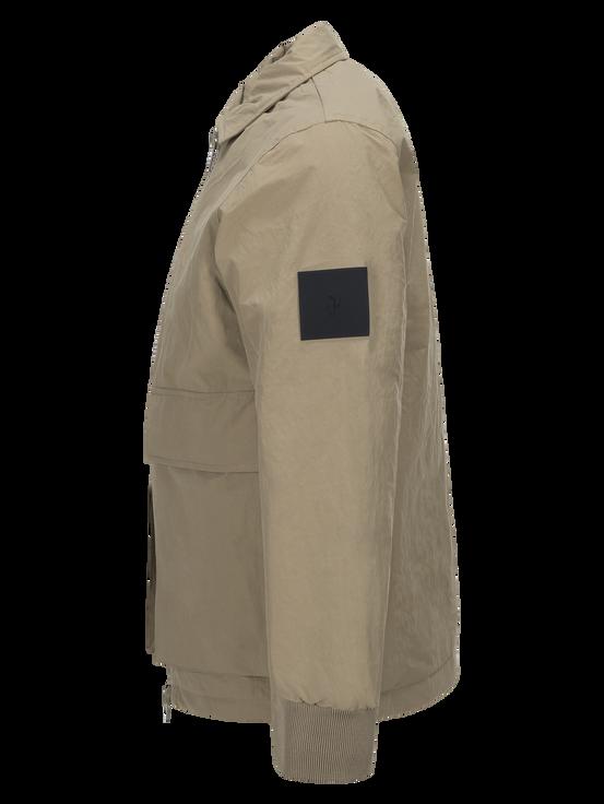Men's Bourne Jacket True Beige | Peak Performance