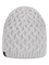 Embo stickad mössa Dk Offwhite | Peak Performance