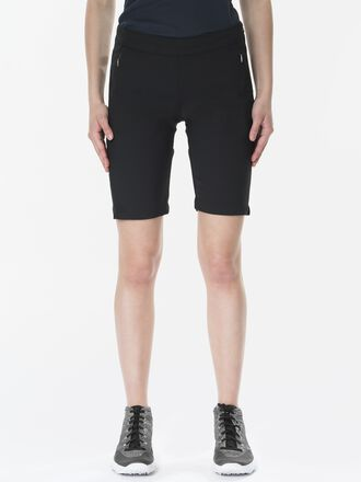 Damen Golf Blackley Stretch Shorts Black | Peak Performance