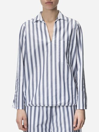 Women's Striped Harlow Shirt Pattern | Peak Performance