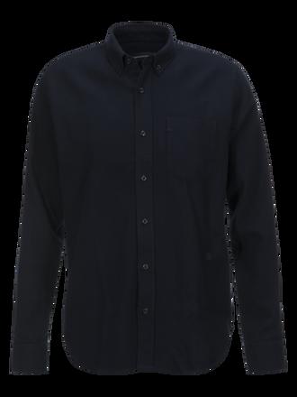 Men's Steve Flannel Shirt Deep Well | Peak Performance