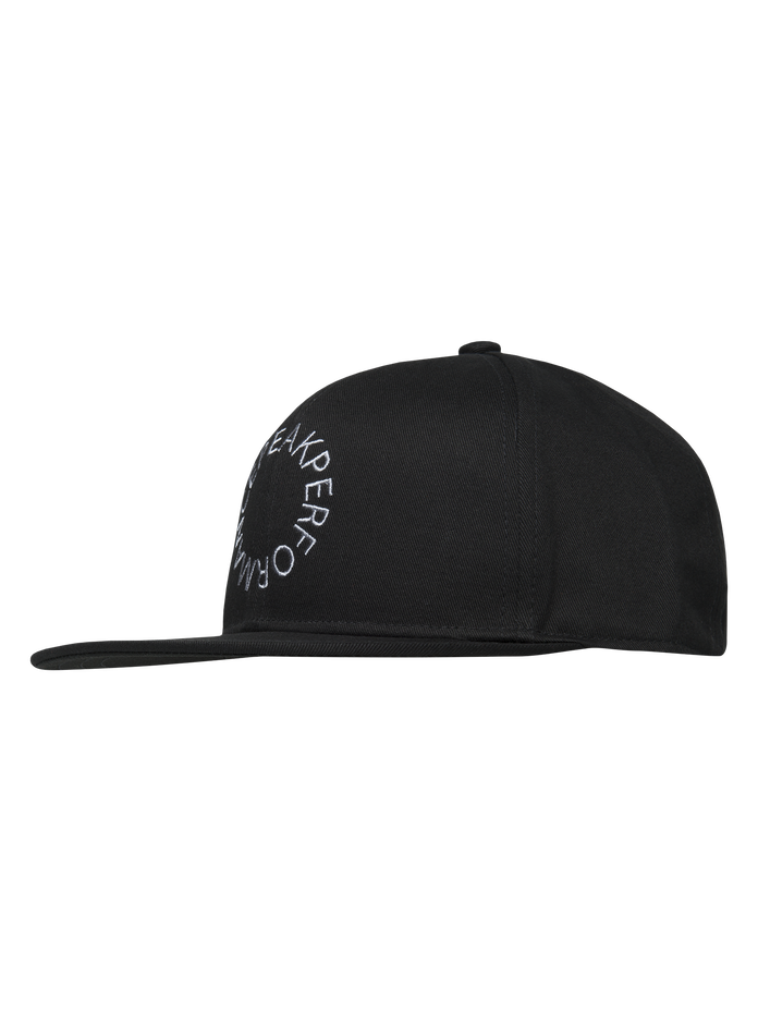 Ray Cap Black | Peak Performance