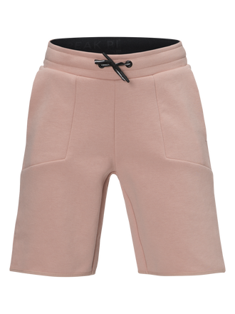 Kids Tech Shorts Softer Pink | Peak Performance